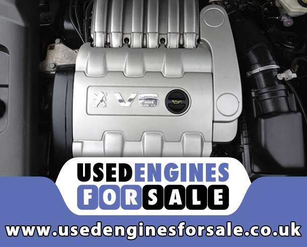 Reconditioned Engine For Peugeot 607 Petrol