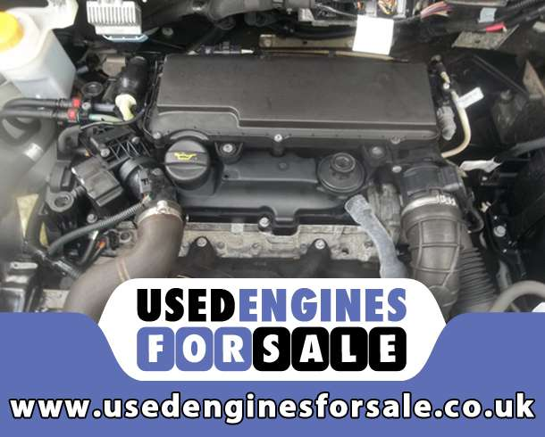 Reconditioned Engine For Peugeot Bipper Petrol