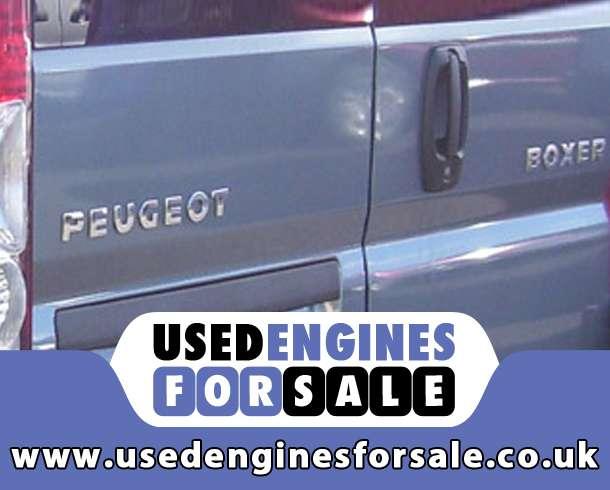 Peugeot Boxer Diesel Van
