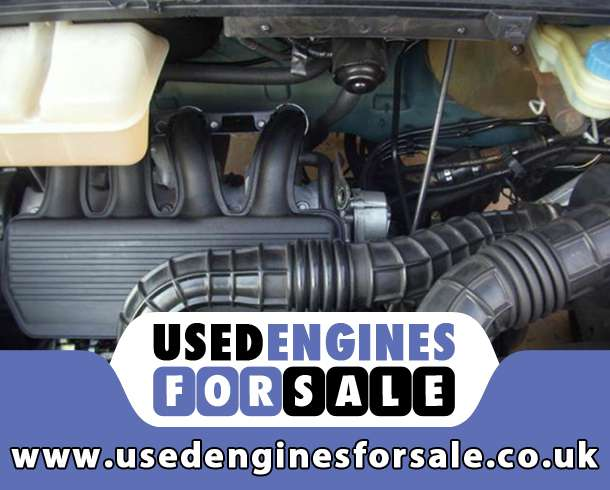 Reconditioned Engine For Peugeot Boxer Diesel Van
