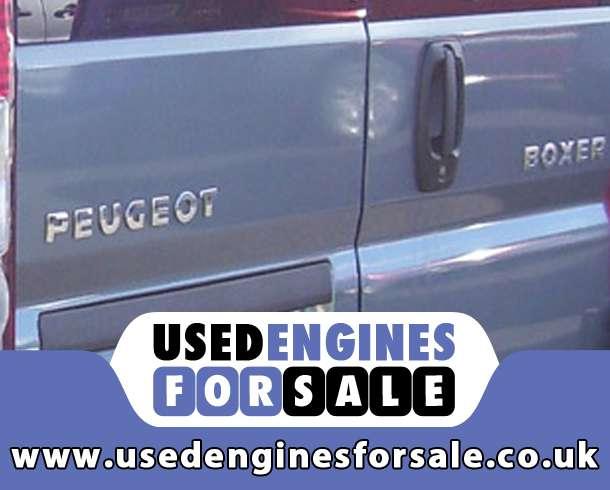 Peugeot Boxer Petrol