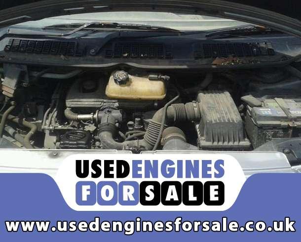 Reconditioned Engine For Peugeot Expert Diesel Van