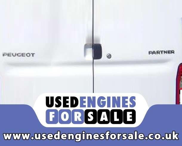 Peugeot Partner Diesel Van