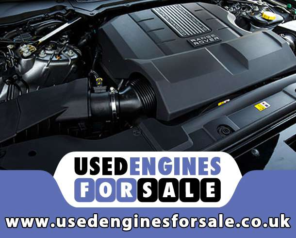 Reconditioned Engine For Range Rover Sport Petrol