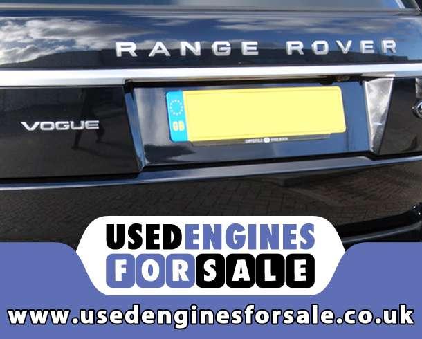Range Rover Vogue Petrol
