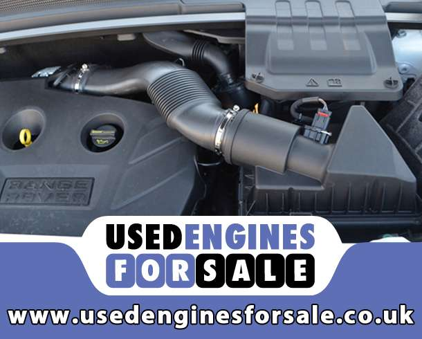 Reconditioned Engine For Range Rover Vogue Petrol