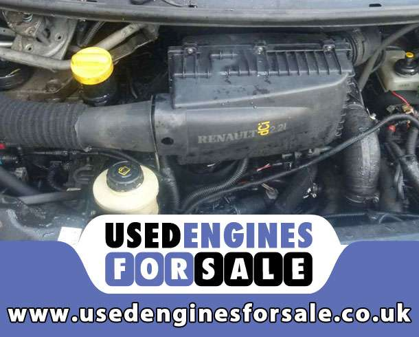 Reconditioned Engine For Renault Espace Diesel