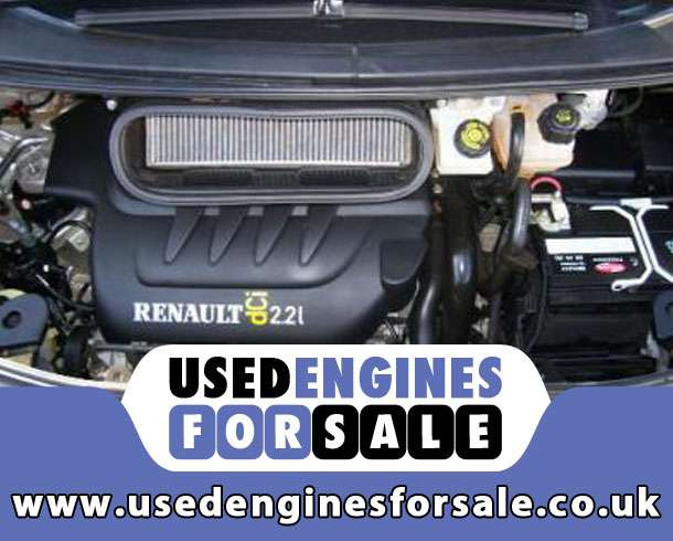 Reconditioned Engine For Renault Espace Petrol