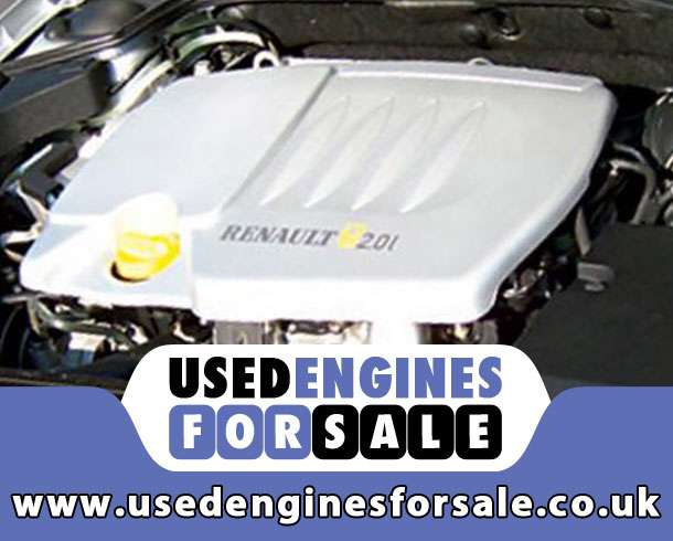 Reconditioned Engine For Renault Grand Espace Diesel