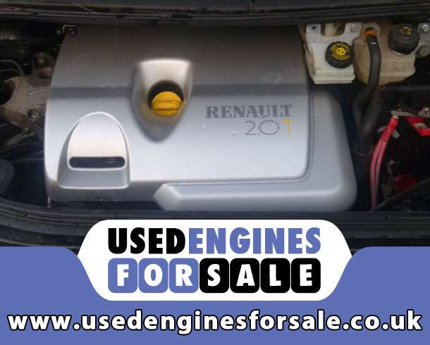 Reconditioned Engine For Renault Grand Espace Petrol