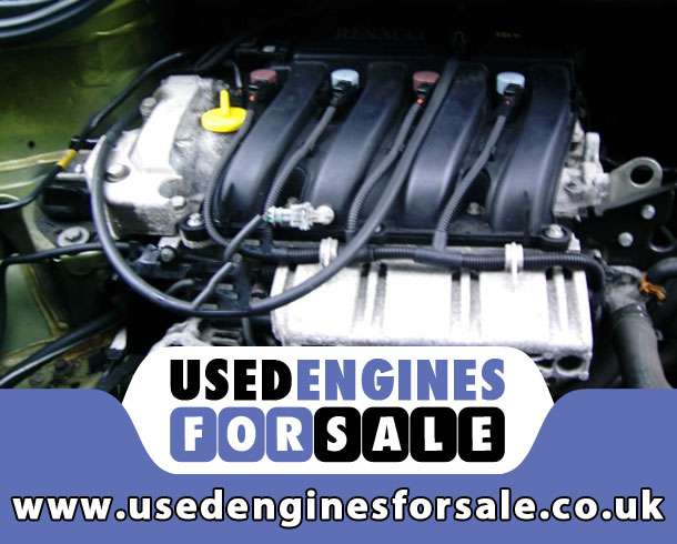 Reconditioned Engine For Renault Kangoo Petrol