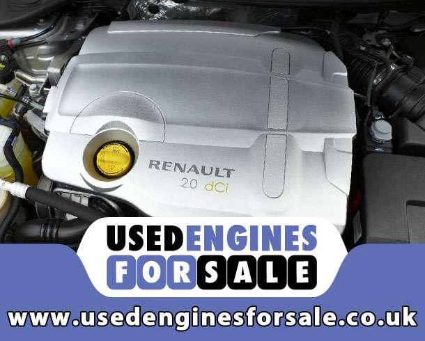 Reconditioned Engine For Renault Laguna Petrol