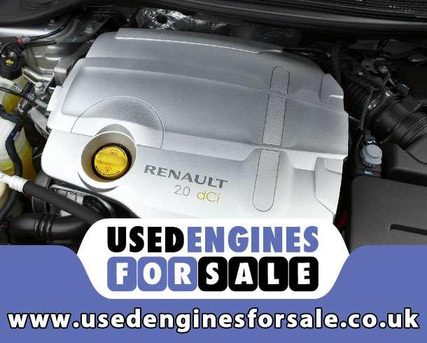 Engine For Renault Laguna-dCi-Diesel