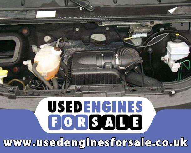 Reconditioned Engine For Renault Master Diesel