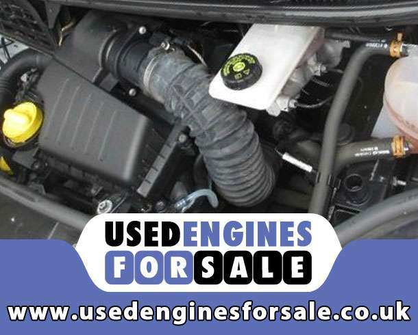 Reconditioned Engine For Renault Trafic dCi Diesel Van