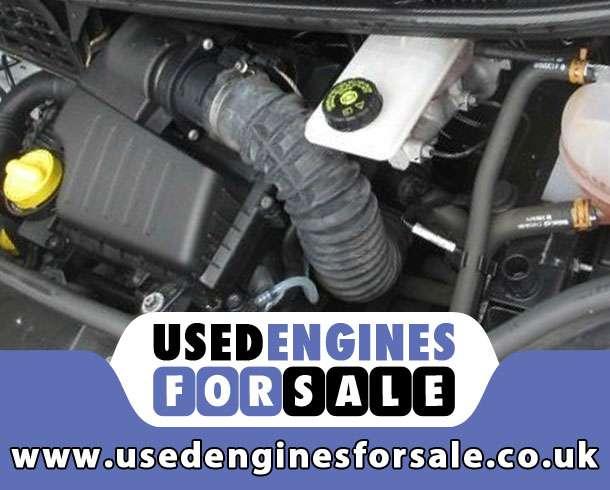 Reconditioned Engine For Renault Trafic dCi Diesel Van