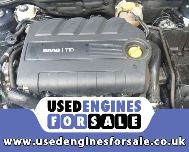 Reconditioned Engine For Saab 9 3 Diesel