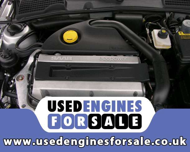Reconditioned Engine For Saab 9 5 Diesel