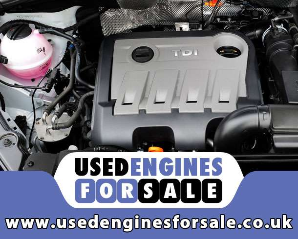 Reconditioned Engine For Seat Alhambra Diesel