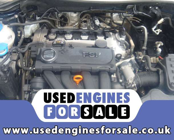 Reconditioned Engine For Seat Altea Petrol