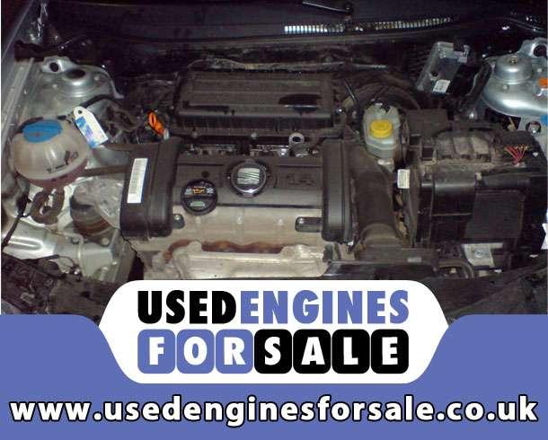 Engine For Seat Cordoba-Diesel