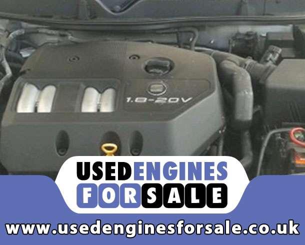 Engine For Seat Toledo-Petrol