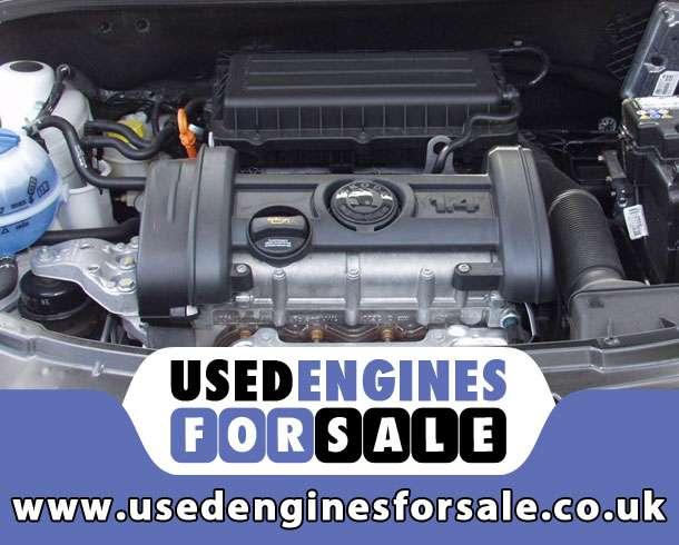 Reconditioned Engine For Skoda Fabia II Petrol