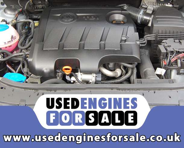 Reconditioned Engine For Skoda Roomster Diesel