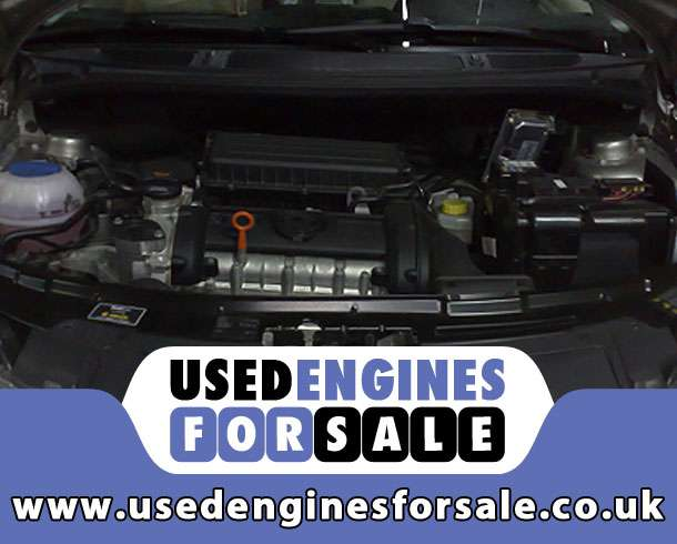 Reconditioned Engine For Skoda Roomster Petrol