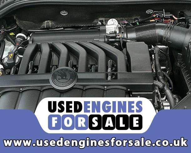 Reconditioned Engine For Skoda Superb II Diesel