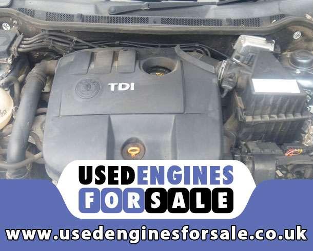 Reconditioned Engine For Skoda Yeti Diesel