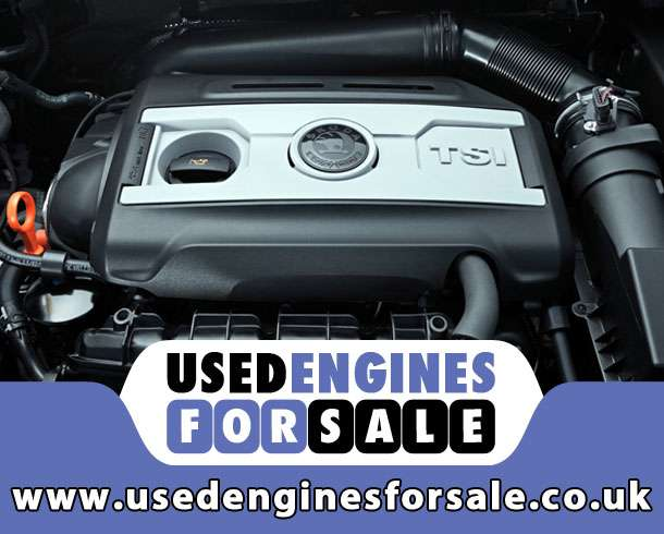 Reconditioned Engine For Skoda Yeti Petrol