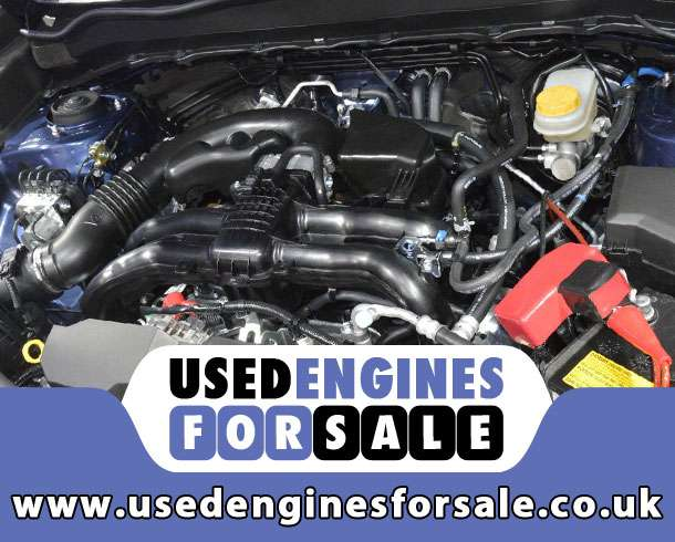 Reconditioned Engine For Subaru Forrester