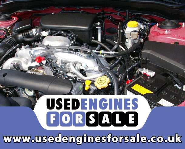 Reconditioned Engine For Subaru Impreza