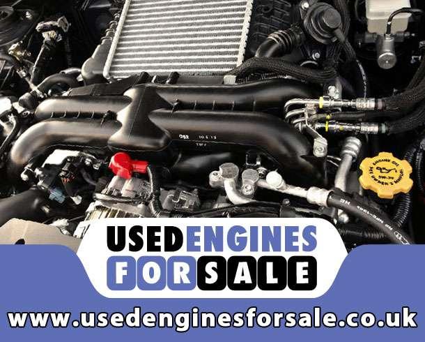 Reconditioned Engine For Subaru Impreza WRX