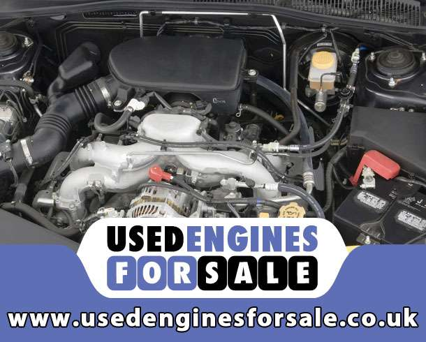 Reconditioned Engine For Subaru Legacy