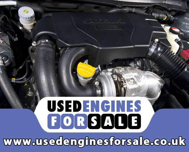 Reconditioned Engine For Suzuki Swift Diesel