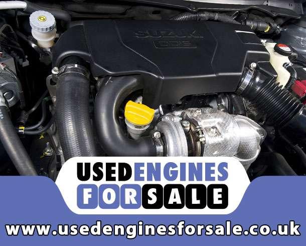Reconditioned Engine For Suzuki Swift Diesel
