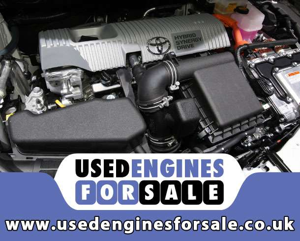 Reconditioned Engine For Toyota Auris Diesel