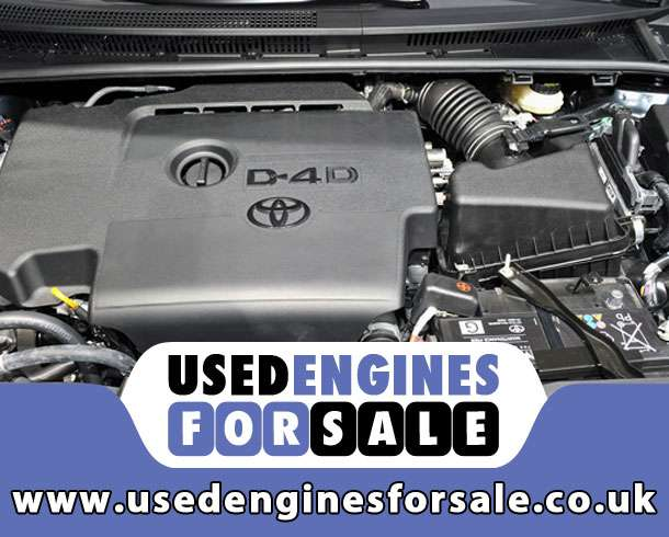 Reconditioned Engine For Toyota Avensis Diesel