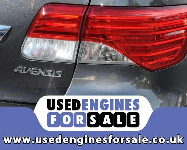 Toyota Avensis-Petrol