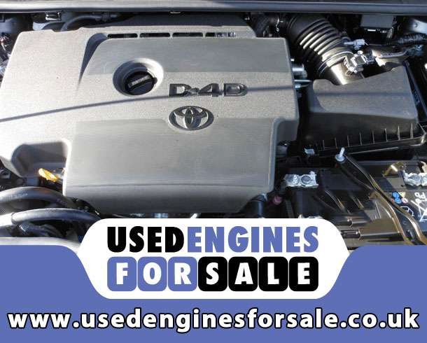 Reconditioned Engine For Toyota Avensis Verso Diesel