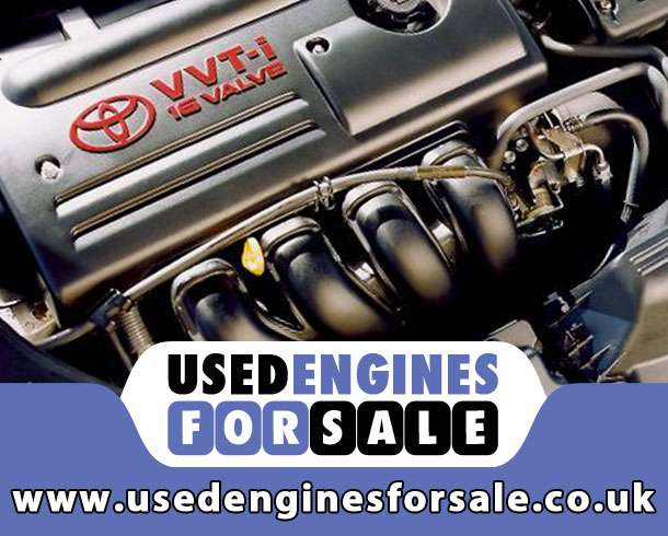 Reconditioned Engine For Toyota Celica