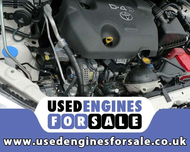 Reconditioned Engine For Toyota Corolla Diesel