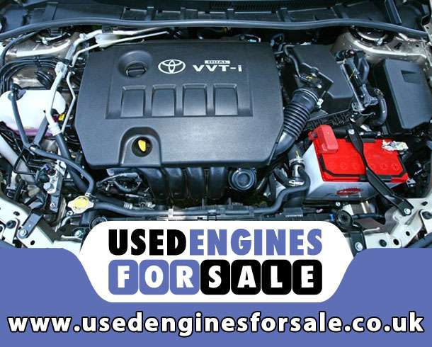 Reconditioned Engine For Toyota Corolla Petrol