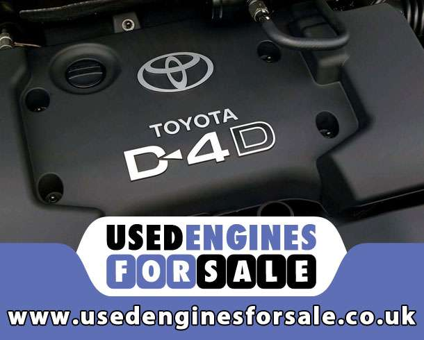 Reconditioned Engine For Toyota Corolla Verso Diesel