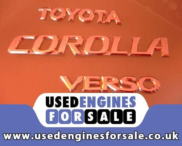 Toyota Corolla Verso Petrol