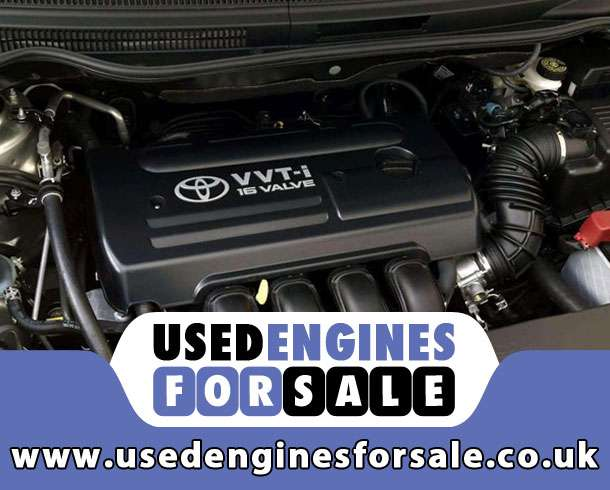 Reconditioned Engine For Toyota Corolla Verso Petrol