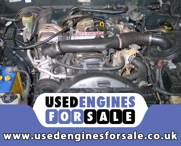 Reconditioned Engine For Toyota Hilux Surf Diesel