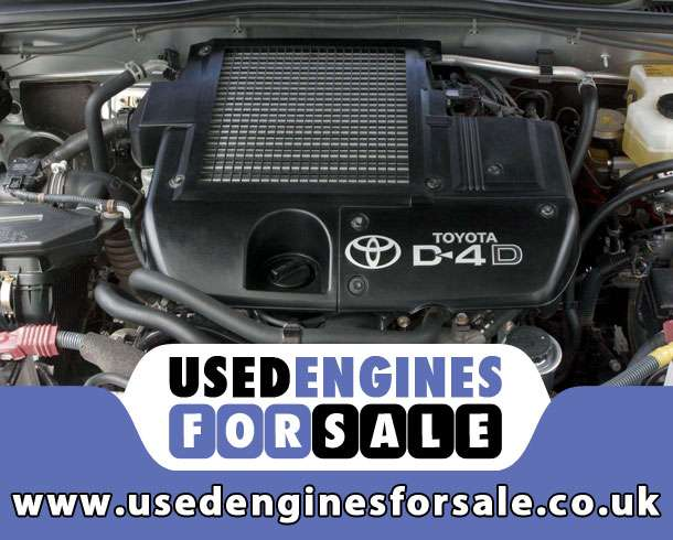 Reconditioned Engine For Toyota Landcruiser Diesel